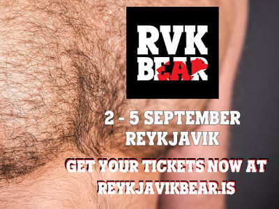 Reykjavik Bear - join the parties