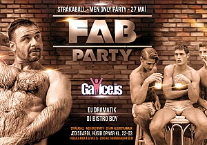 Guys go FAB: Men Only at Ægisgarður