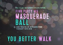 Pink Party: Masquerade Ball